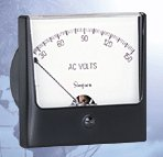 Click Here for Analog Meters
