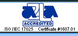 Click Here to See A2LA Certification